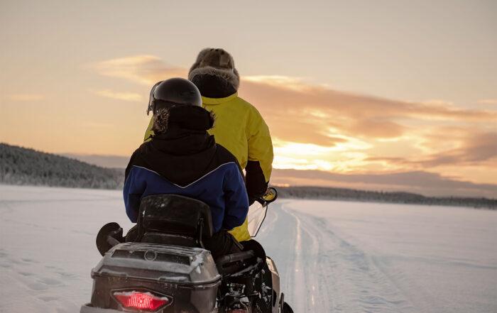 Wind Lake North Cape Drifters Snowmobile Club